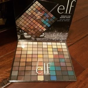 ELF Makeup - e.l.f. Cosmetics 100 Studio Eyeshadow Palette